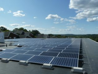 Dowling Hall Solar Array
