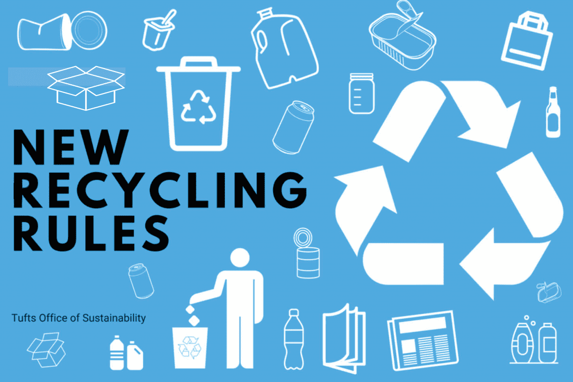 New Recycling Rules - Throw Out Colored Cups, But Recycle Clear Plastic Cups