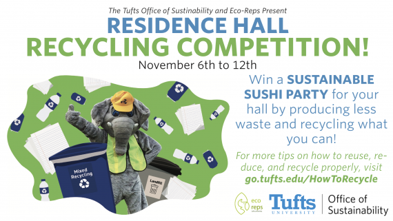 Residence Hall Recycling Competition