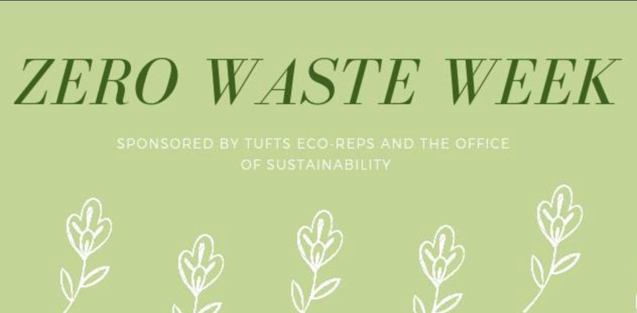 It's Zero Waste Week!