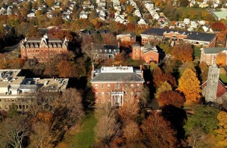 Ballou Hall (Steve Eliopoulos for Tufts University)